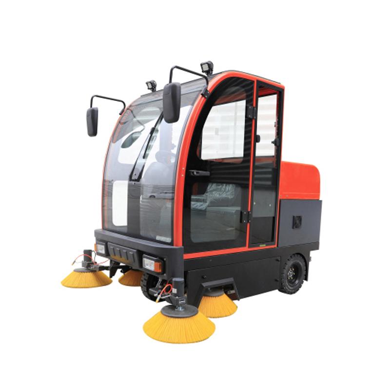J2100电动扫地机