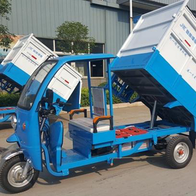 乡村垃圾清运车