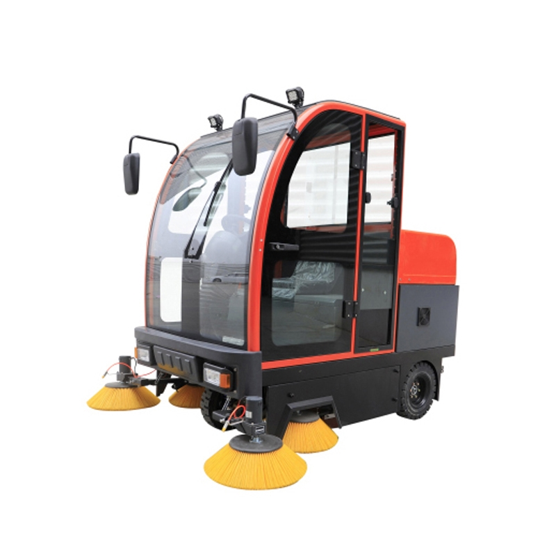 唐山J2100电动扫地机