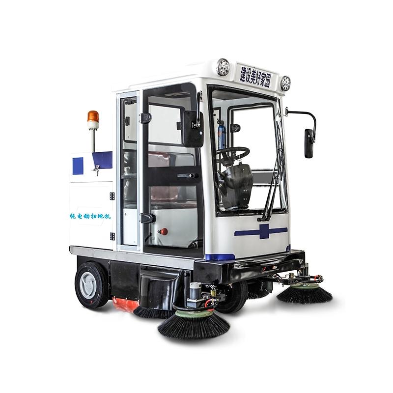 石家庄M800封闭式扫地机