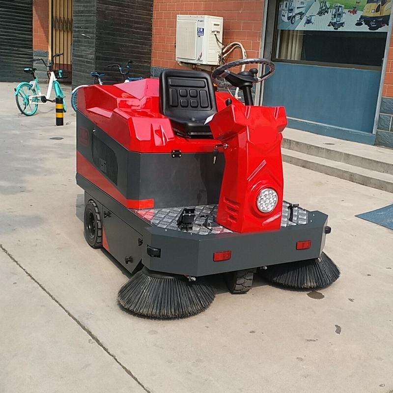 石家庄P1400电动扫地机
