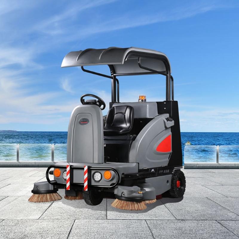S1900智慧型驾驶式扫地车