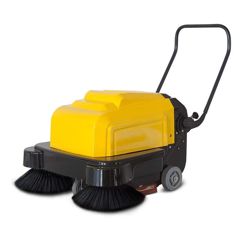 手推电动扫地机
