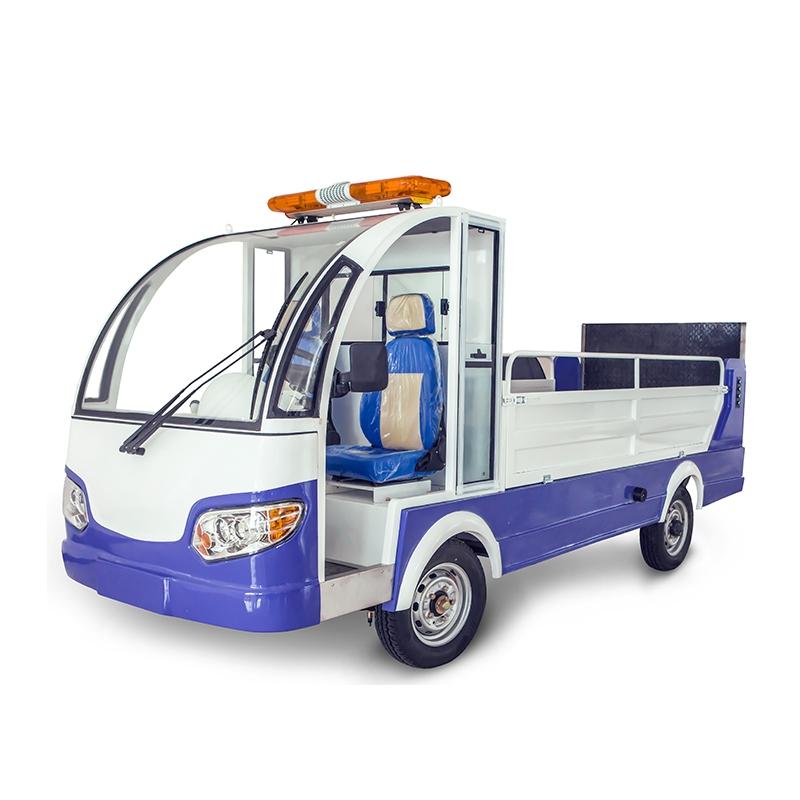 纯电动垃圾桶运输车